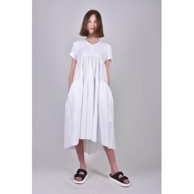 SEMICOUTURE - COTTON DRESS
