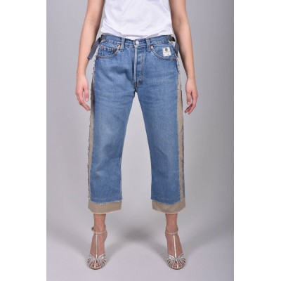 DONTWORRY - REWORKED JEANS