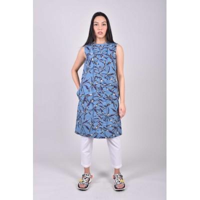 'S MAX MARA - COTTON DRESS