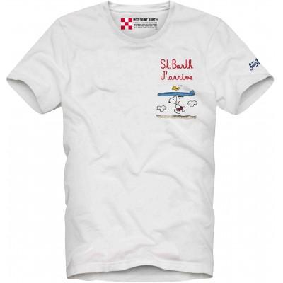 MC2 SAINT BARTH - T-SHIRT