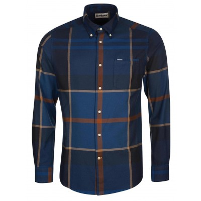 BARBOUR - CAMICIA DUNOON